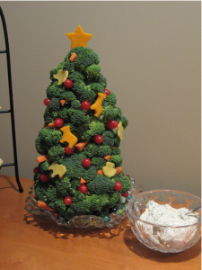 Veggie Tree by Wannagreenbean.com